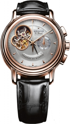 Zenith Chronomaster Open T Power Reserve
