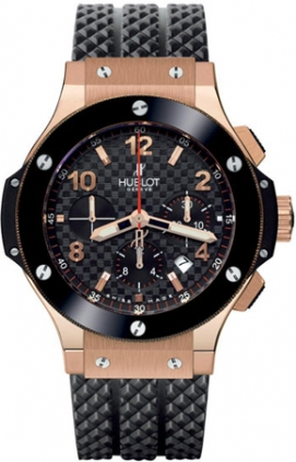 Hublot Big Bang 44 Gold Ceramic