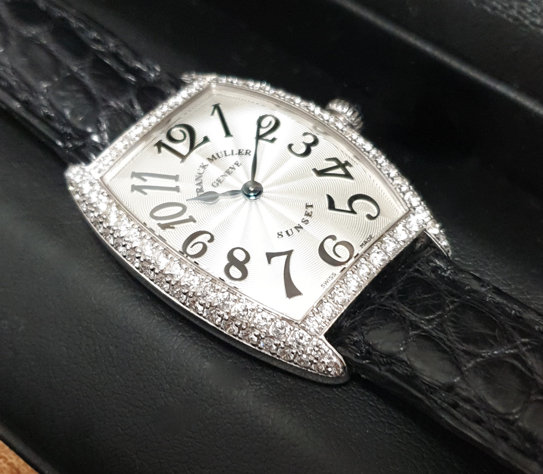 Franck Muller Sunset Diamonds