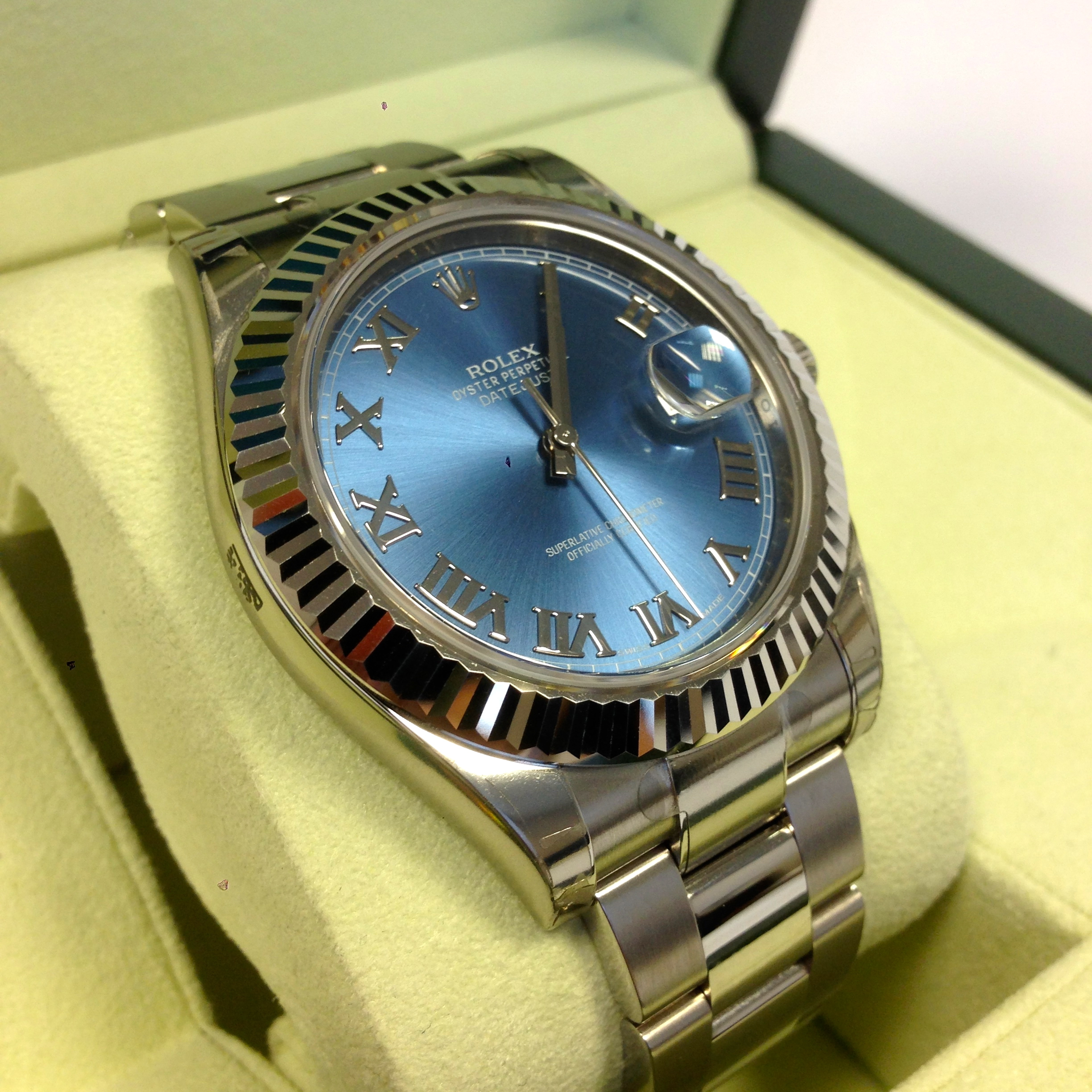 Rolex Datejust 41 mm