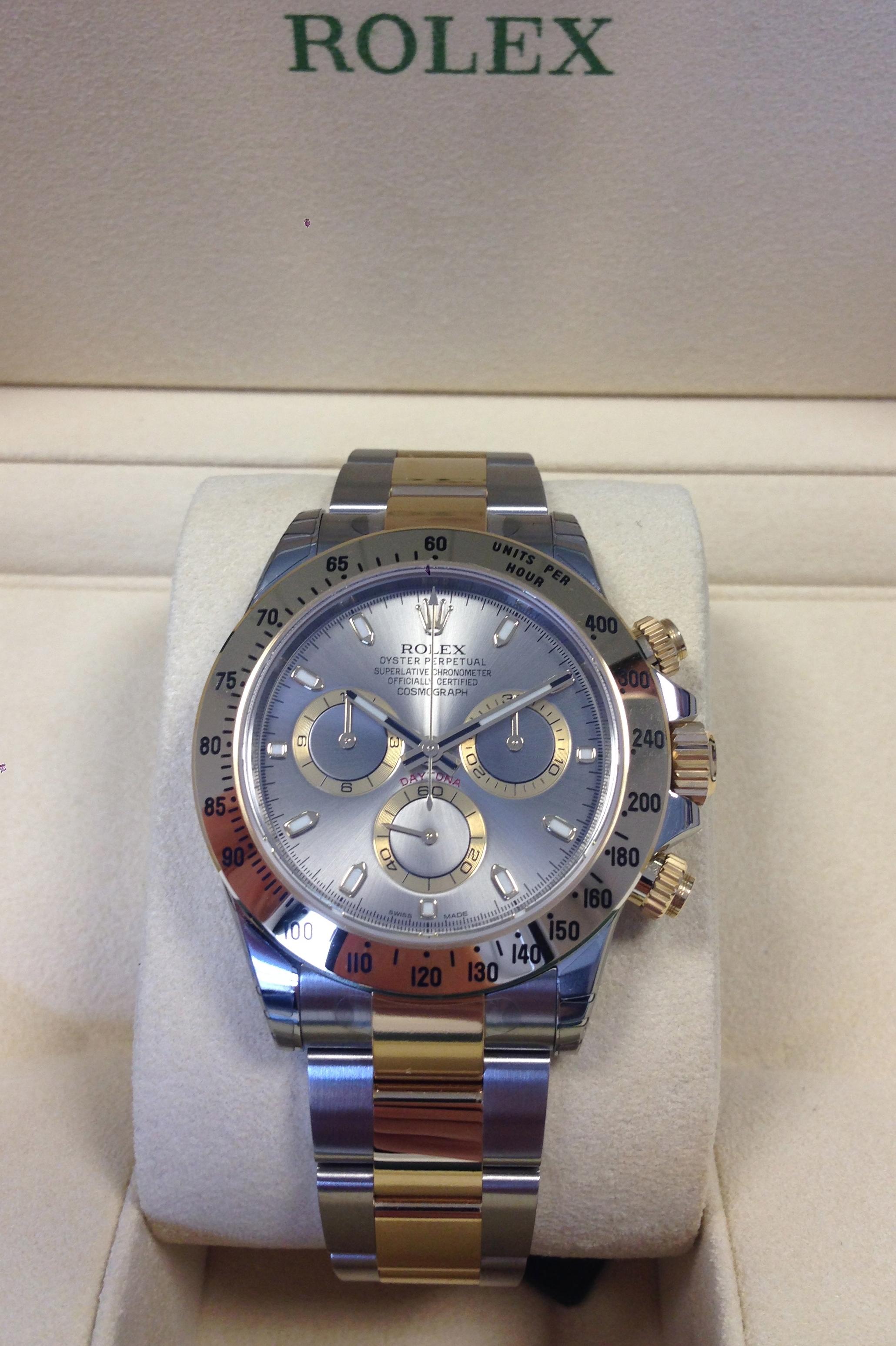 4ba3f0fc367 Cosmograph Daytona | Rolex | 116503