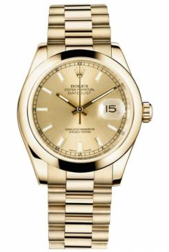 Rolex Datejust President 31 mm